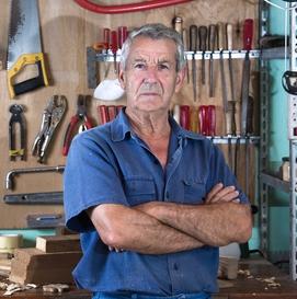 Heimwerker Rolf