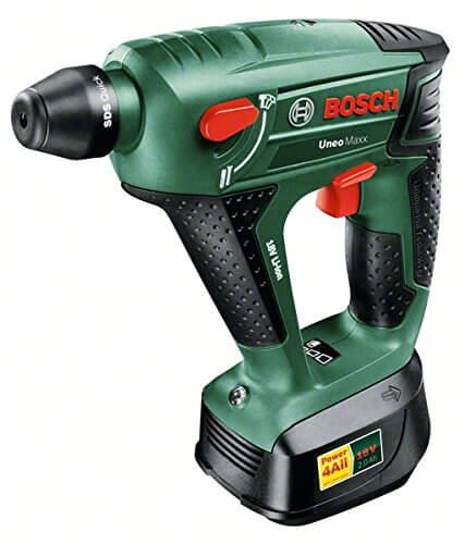Bosch Home and Garden Uneo Maxx Akku-Bohrhammer