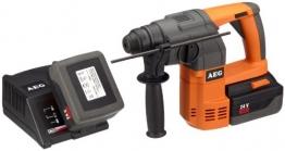 AEG Akku-Bohrhammer BBH 24-4-1