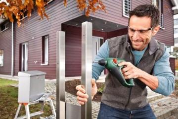 Bosch Home and Garden Akku-Bohrhammer Uneo-4-4