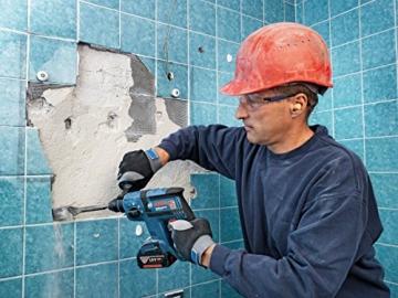 Bosch Professional GBH 18 V-EC Akku-Bohrhammer mit SDS-plus-1-2