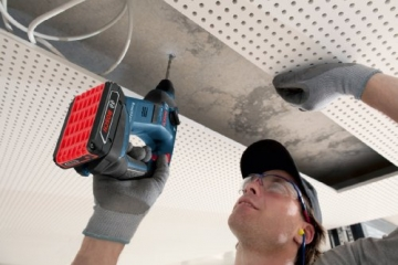 Bosch Professional GBH 18 V-LI Compact Bohrhammer-1-5