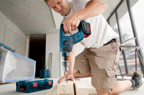 bosch professional gbh 18 v li compact bohrhammer 1 5 akku bohrhammer. Black Bedroom Furniture Sets. Home Design Ideas