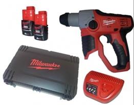 Milwaukee Akku-Bohrhammer M12H - 1
